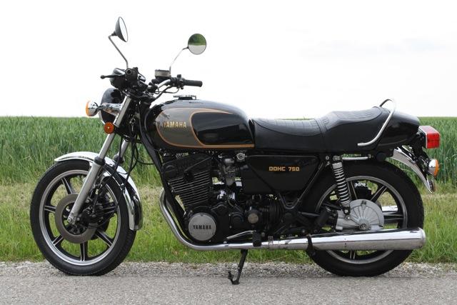 Yamaha XS750 1T5