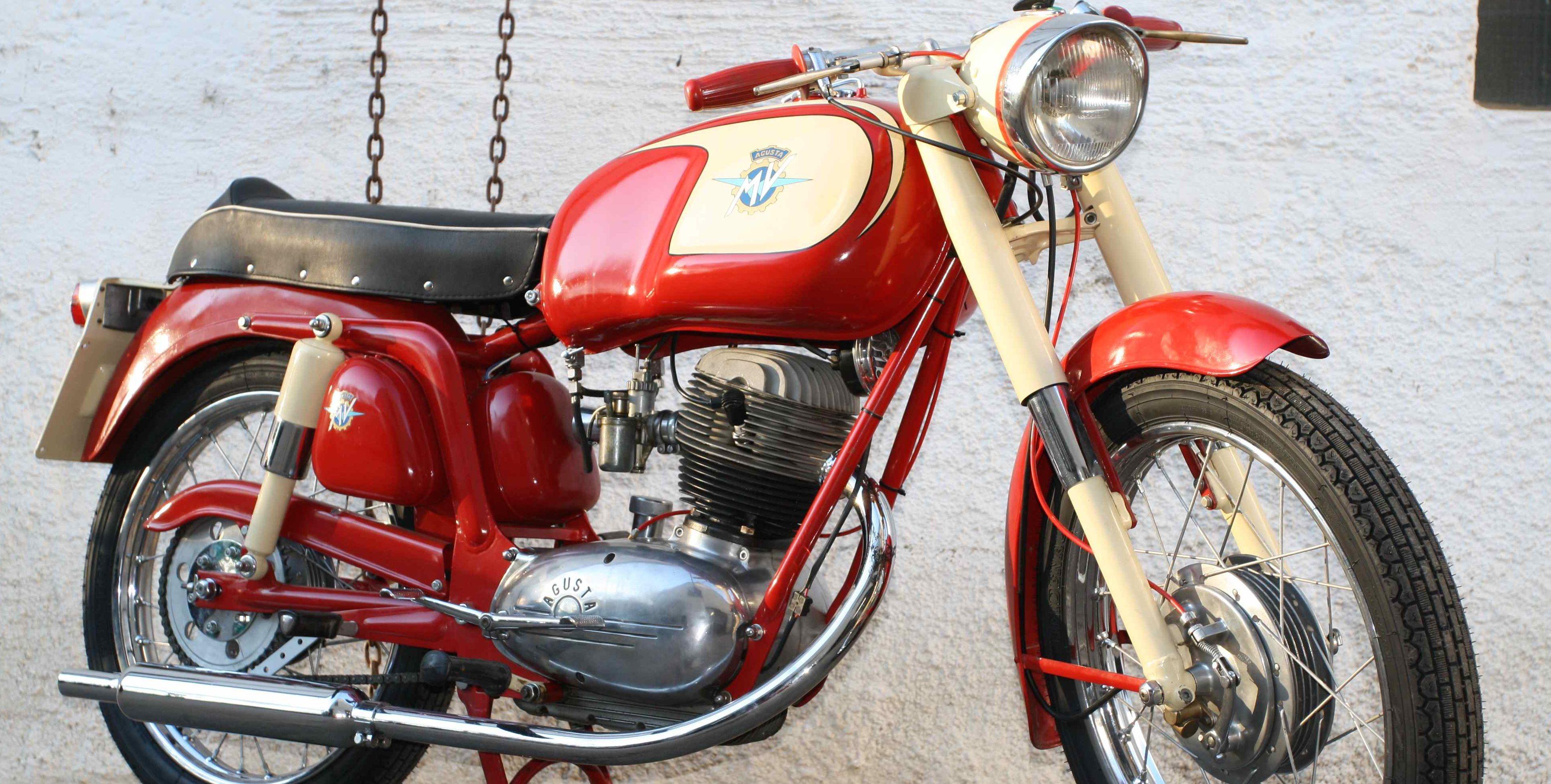 MV Agusta 150 Sport, Baujahr 1965, komplett restauriert