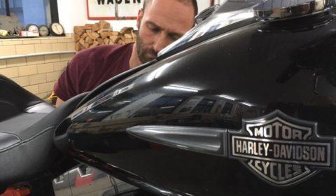 Harley Fatbob