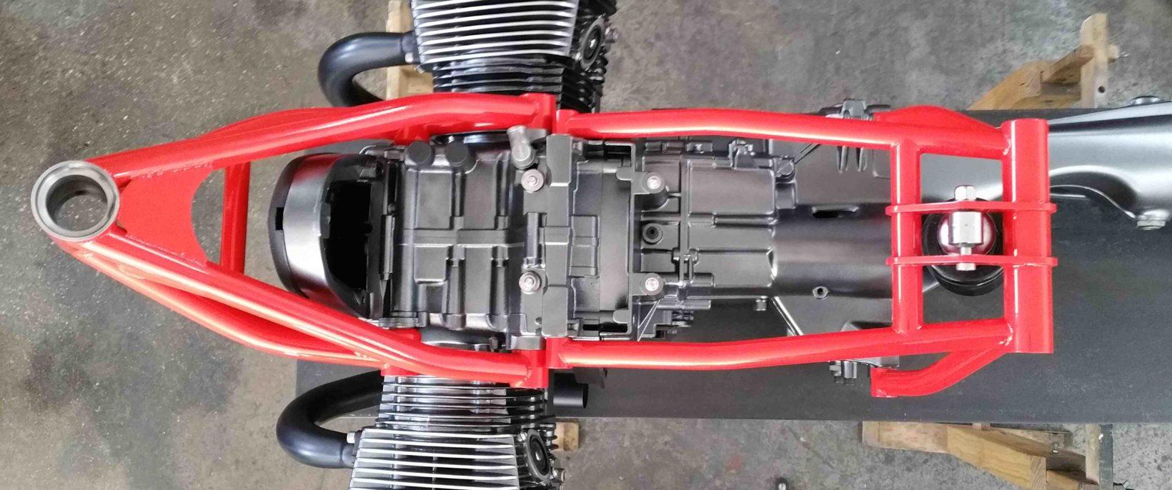 Gitterrohrrahmen R1100 / R1150