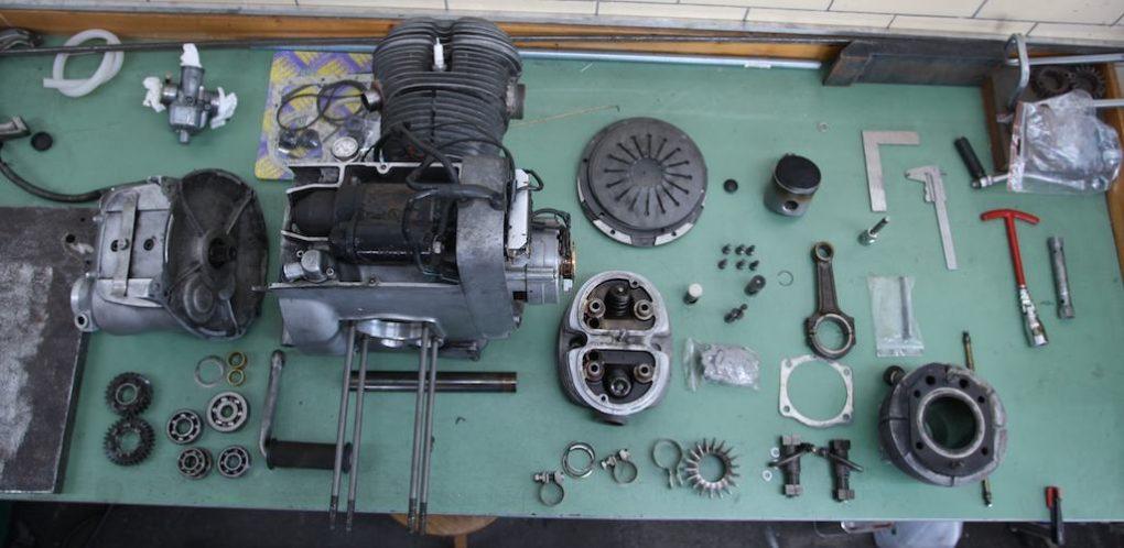 Motor BMW R60/5